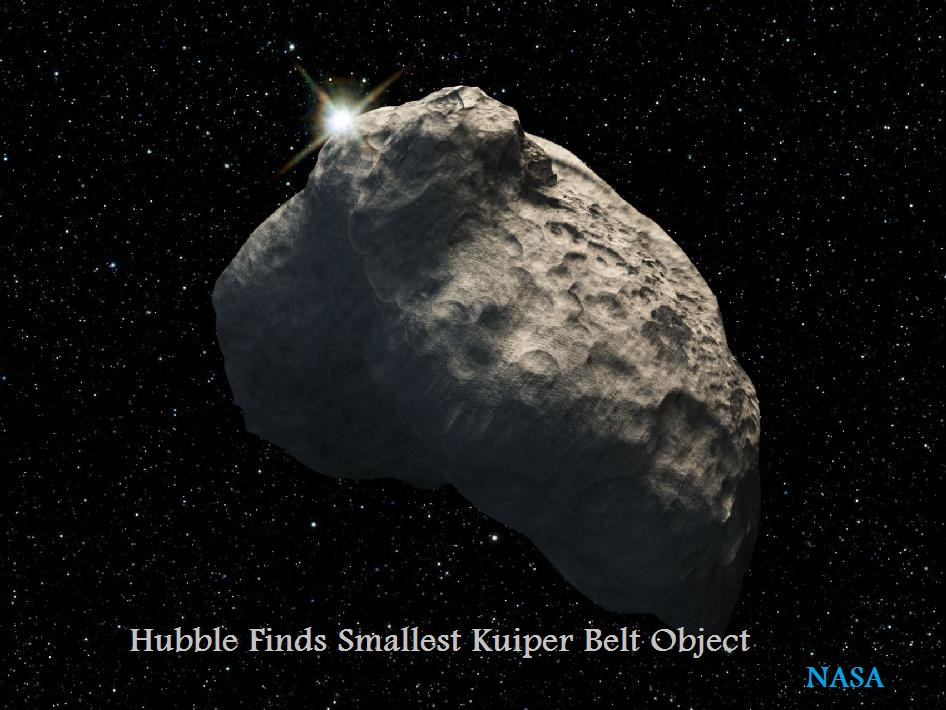hubble-finds-smallest-kuiper-belt-object1