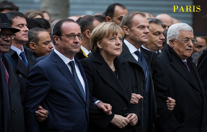 merkel in paris